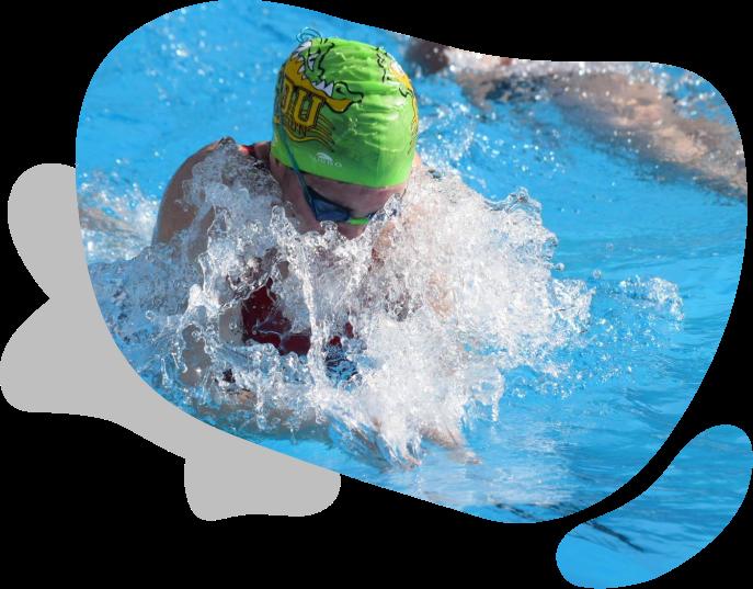Patrocinador Oficial del equipo de natación C.D.Universidad de Granada.