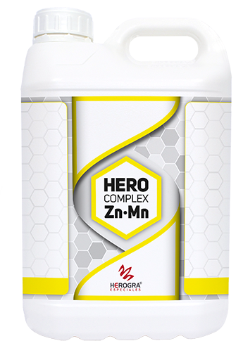Herocomplex Zn-Mn