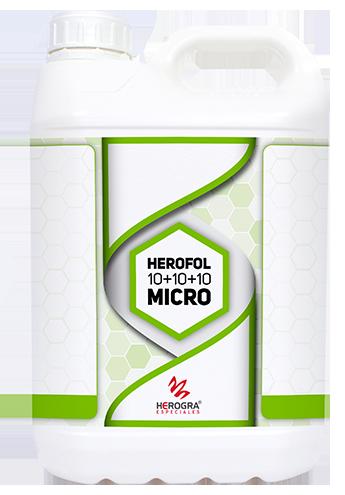 Herofol 10+10+10 Micro