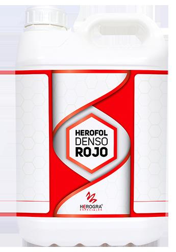 Herofol Denso Rojo